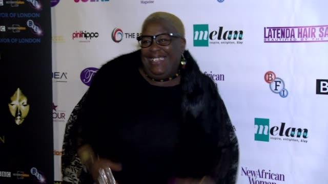 CLEAN Sandra Martin Shaun Wallace Sandra Bogle Slim Comedian Malachi Kirby Judi Shekoni at Park Plaza Riverbank Hotel on May 07 2017 in London England
