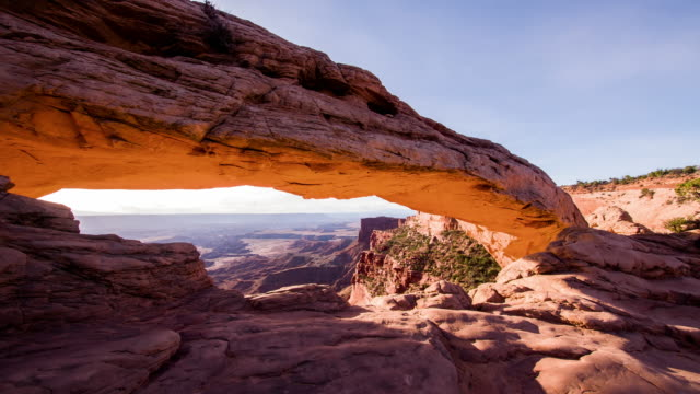DS-Sandstein Bogen im Canyonlands National Park