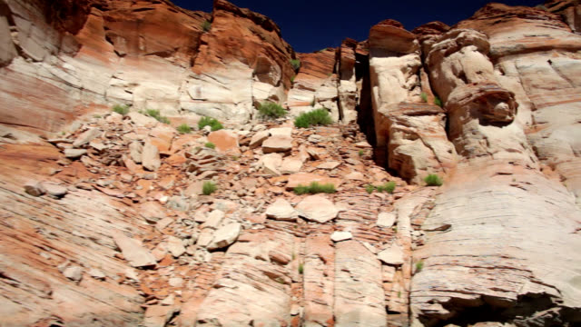 sandstone formations at lake powell - anasazi culture stock videos & royalty-free footage