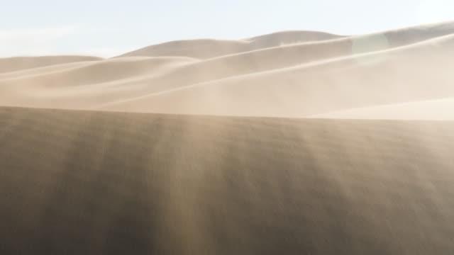 sandstorm_sanddunes - sandstorm stock videos & royalty-free footage