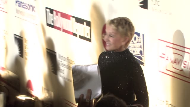 sandy duncan at the 'a fine romance' to benefit the motion picture television fund at los angeles ca - motion picture & television fund stock videos & royalty-free footage