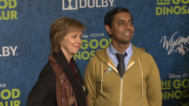 sanjay patel at the good dinosaur world premiere at the el capitan theatre on november 17 2015 in hollywood california - el capitan theatre stock videos and b-roll footage
