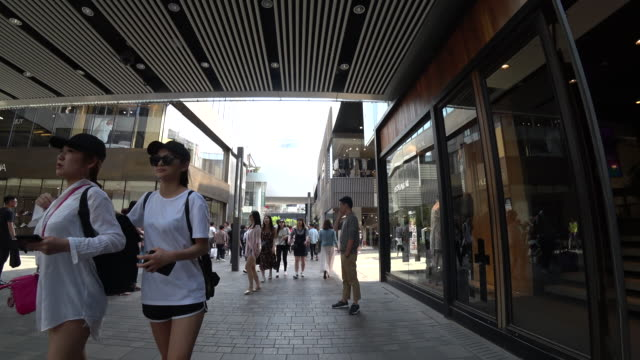 Sanlitun is the fashion and business landmark in Beijing
