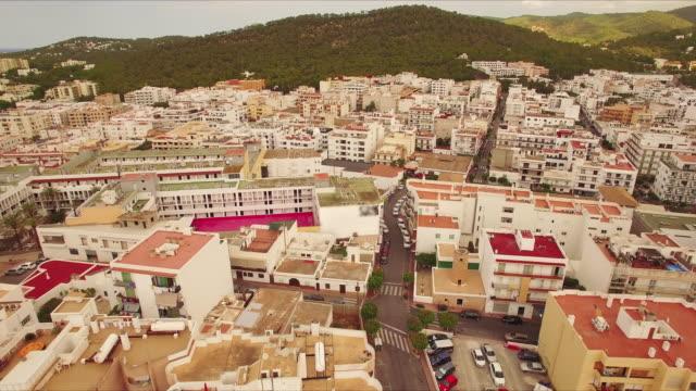 サン・アントニ・デ・ポルトマニ  - イビサ島点の映像素材/bロール