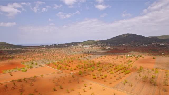 Santa Agnès de Corona - Aerial view