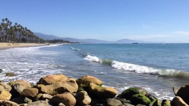 Santa Barbara East Beach, California