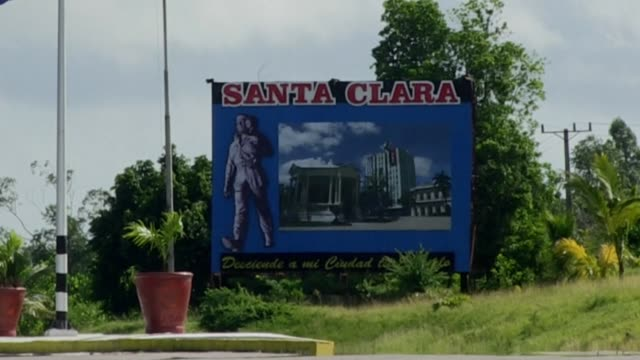 santa clara a city synonymous with revolutionary icon che guevara is also cuba's most lgbt friendly town and has been at the forefront of the push to... - che guevara stock videos & royalty-free footage