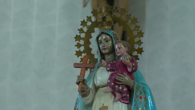 Santa Clara, Cuba: Virgin of Charity of 'El Cobre'