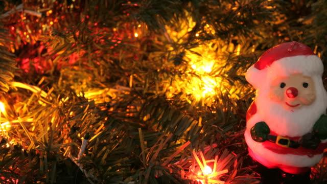 Santa Claus & Natal luz
