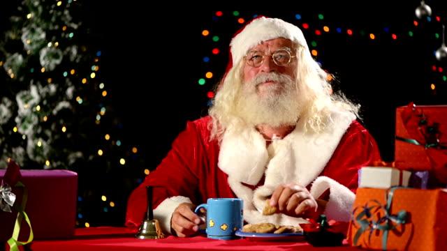Santa Claus Essen cookies