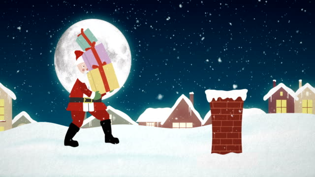 50 Santa Chimney Videos and HD Footage - Getty Images