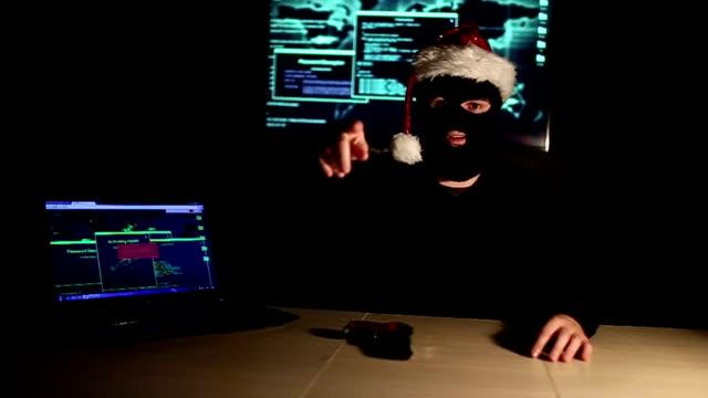 Santa Claus terroristischen