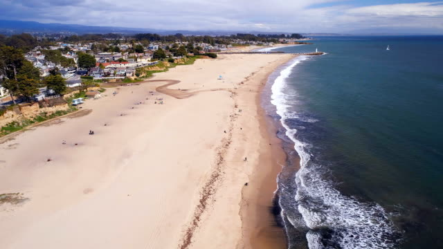 santa cruz - santa cruz california stock videos and b-roll footage