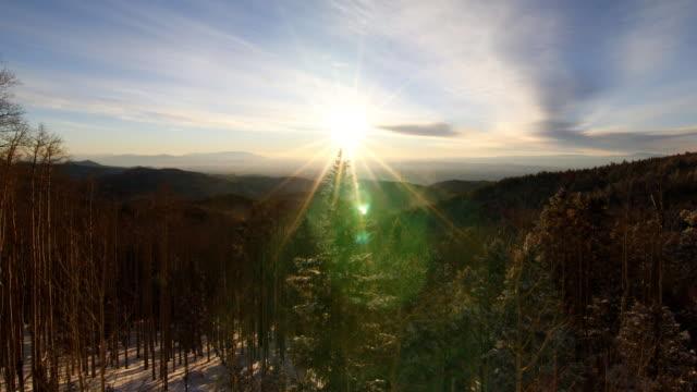 Santa Fe New Mexico Sunset