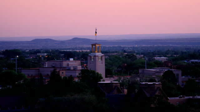 santa fe, nm - capital cities stock videos & royalty-free footage