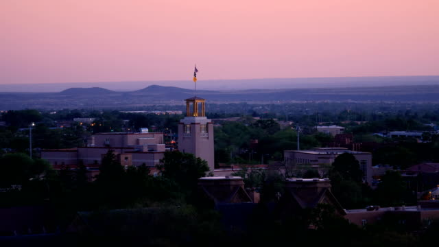santa fe, nm - architectural feature stock videos & royalty-free footage