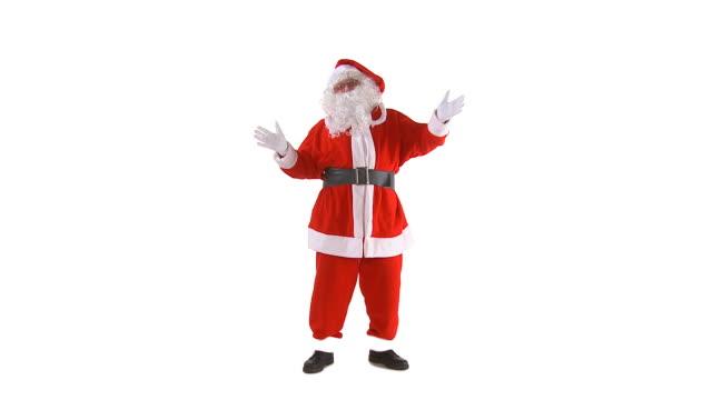 HD: Santa con una compañía