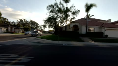santa maria city xxvi synced series left view driving process plate - santa barbara california stock videos & royalty-free footage