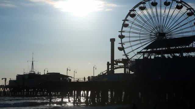 Santa Monica Pier Riesenrad