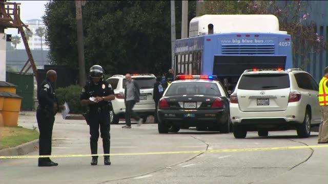 Santa Monica Shootings on June 07 2013 in Santa Monica California