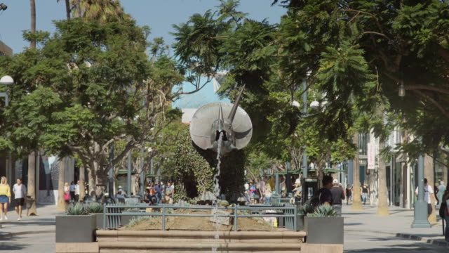 santa monica triceratops - triceratops stock videos and b-roll footage
