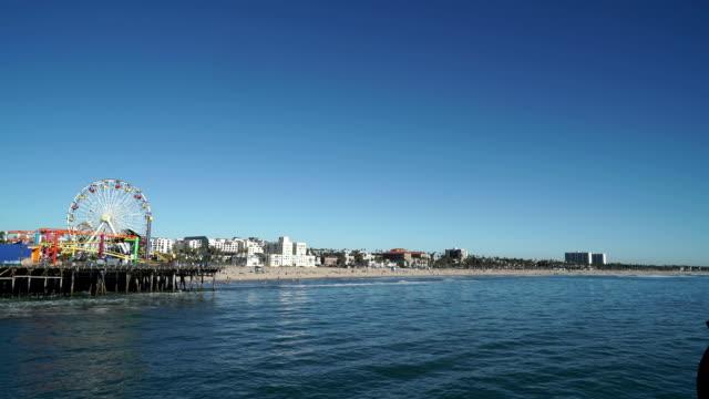 Blick auf Santa Monica