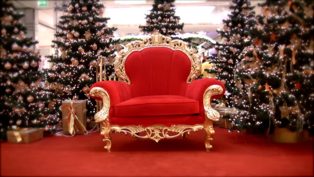 Santa's Stuhl