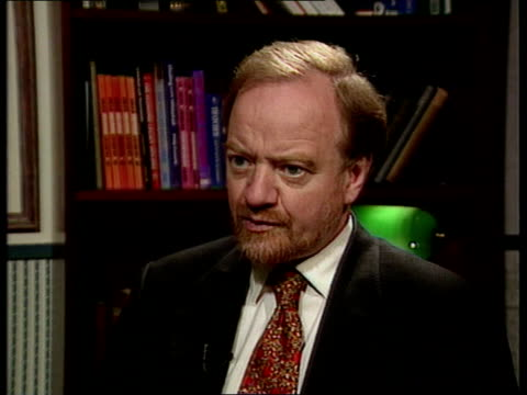 Santer and the Press/ Waldegraves 'Withdrawal' remarks London Millbank Robin Cook MP intvwd SOT  last night showed he is prepared to contemplate...