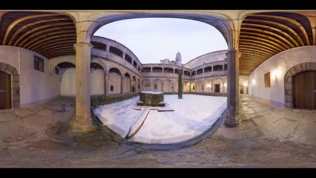 santo tomas real monastery. avila