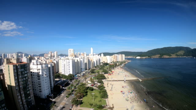 santos-brazil - south america stock videos & royalty-free footage