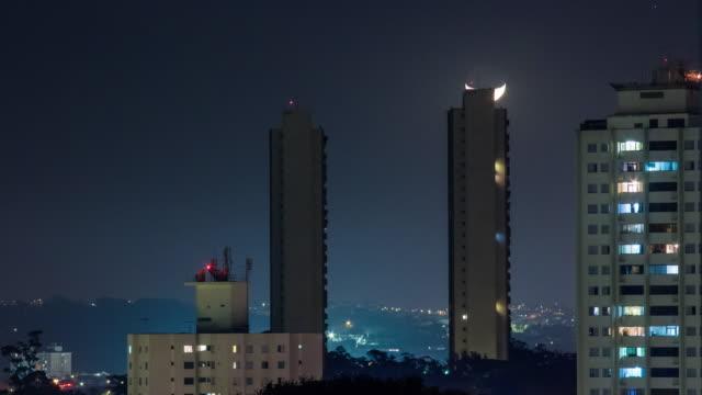 vídeos de stock, filmes e b-roll de tl sao paulo, brazil - exterior de prédio