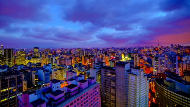vídeos de stock e filmes b-roll de sao paulo, brazil - américa latina