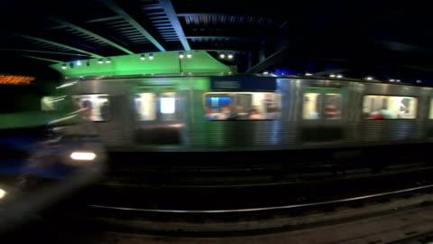 stockvideo's en b-roll-footage met metro van são paulo - commercieel landvoertuig