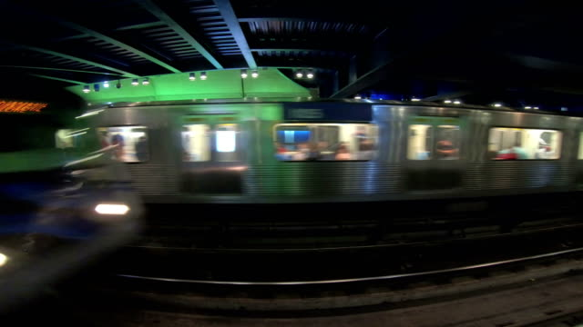 sao paulo subway - commercial land vehicle stock videos & royalty-free footage