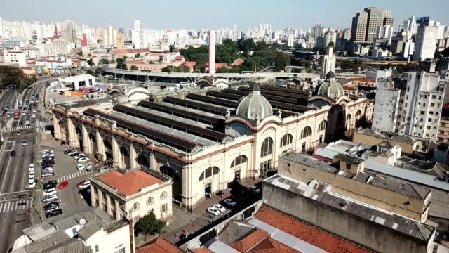 Sao Paulo's downtown