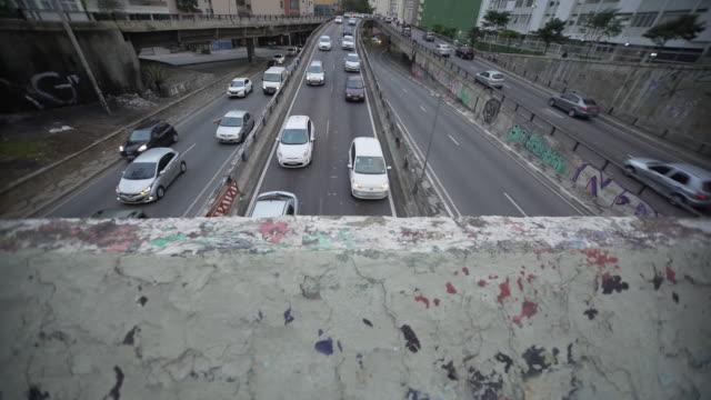 Sao Paulo´s traffic