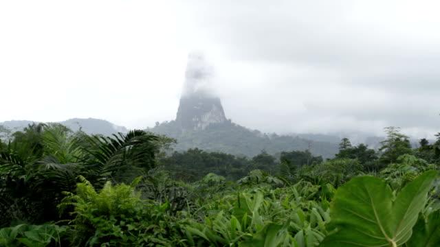 Sao Tomé and Principe, Sao Tomé island, Pico Cao Grande