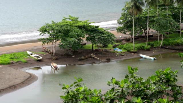 Sao Tomé and Principe, Sao Tomé island, Sao Joao Angolares
