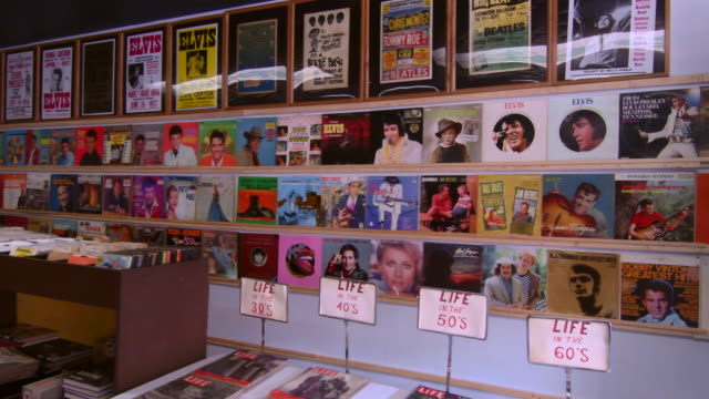 Sapulpa Oklahoma Route 66 town magazines and poster shop of the 1950s get your kicks on Route 66 store called 'Gone But Not Forgotten