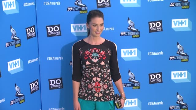 Sara Bareilles at 2013 Do Something Awards on 7/31/13 in Los Angeles CA