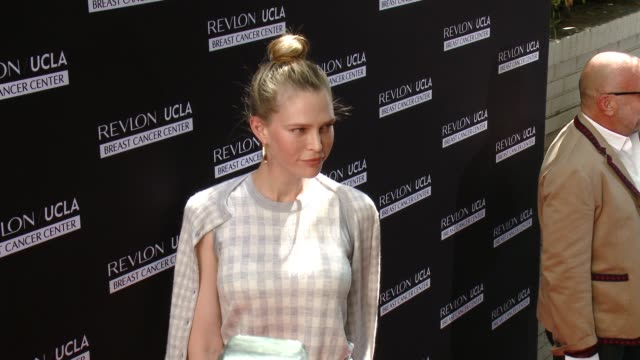 Sara Foster at Revlon's Annual Philanthropic Luncheon in Los Angeles CA