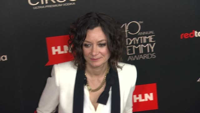 Sara Gilbert at The 40th Annual Daytime Emmy Awards on 6/16/13 in Los Angeles CA