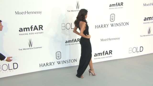 Sara Sampaio at amfAR 22nd Cinema Against AIDS Gala Presented By Bold Films And Harry Winston at Hotel du CapEdenRoc on May 21 2015 in Cap d'Antibes...