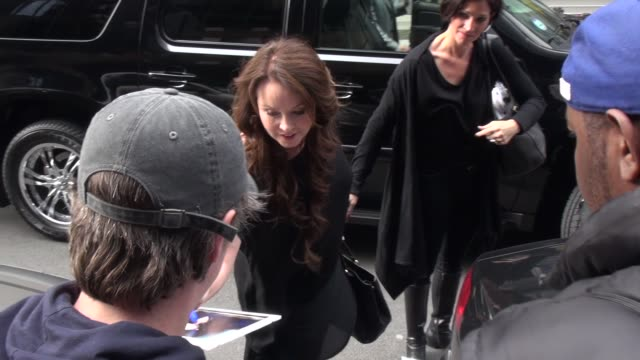 sarah brightman at the 'good day new york' studio sarah brightman at the 'good day new york' studio on april 16, 2013 in new york, new york - sarah brightman stock videos & royalty-free footage