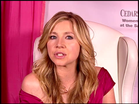 sarah chalke at the elyse walker's pink party benefitting cedarssinai women's cancer research institute at hotel viceroy in santa monica california... - sarah chalke stock videos & royalty-free footage
