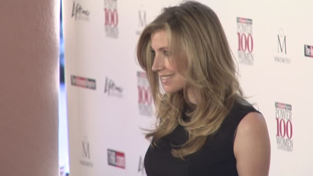 sarah chalke at the hollywood reporter's annual women in entertainment breakfast at los angeles ca - sarah chalke stock videos & royalty-free footage