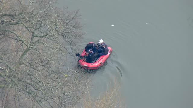 sarah everard missing: aerials of search in clapham / buckingham palace; england: london: ext aerials river thames in central london track over... - lake stock videos & royalty-free footage