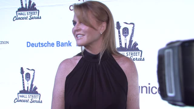 Sarah Ferguson at the 2007 Cipriani Wall Street Concert Series Benefiting US Fund for UNICEF at Cipriani in New York New York on October 30 2007