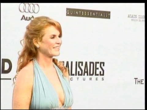 Sarah Ferguson at the amfAR's Cinema Against AIDS in Cannes on May 25 2006
