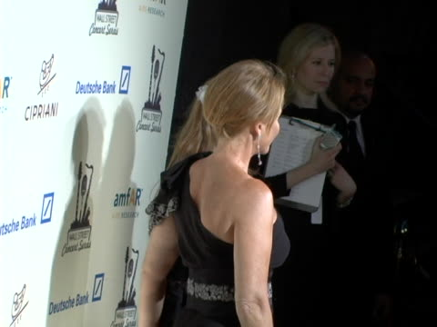 Sarah Ferguson Duchess of York and daughter at the Lionel Richie To Perform at the 2006 Cipriani/Deutsche Bank Concert Series Benefiting amFAR at...